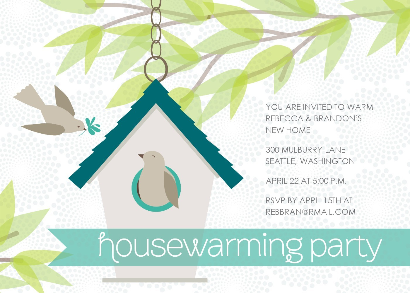 Free Printable Housewarming Invitations Cards - Joomlaexploit - Free Printable Housewarming Invitations Cards