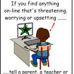Free Printable Kids' Internet Safety Posters – Free Printable Preschool Posters
