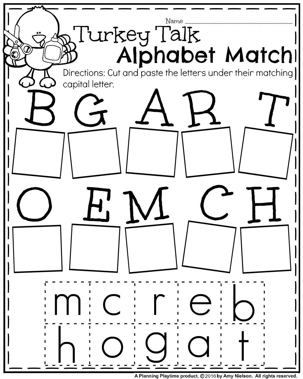 Free Printable Kindergarten Worksheets Cut And Paste Preschool Cut - Free Printable Kindergarten Worksheets Cut And Paste