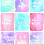 Free Printable Kindness Cards   Kid + Kin   Free Printable Kindness Cards