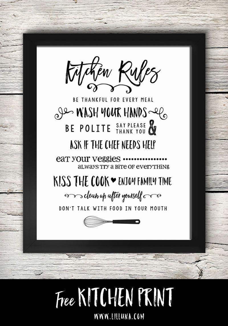 Free Printable Kitchen Signs   Printables   Pinterest   Kitchen - Free Printable Remove Your Shoes Sign