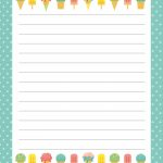 Free Printable Letter Paper | Printables To Go | Free Printable   Free Printable Stationery