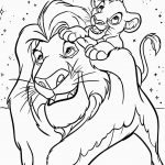Free Printable Lion King Coloring Pages | Printable Coloring Pages – Free Printable Picture Of A Lion