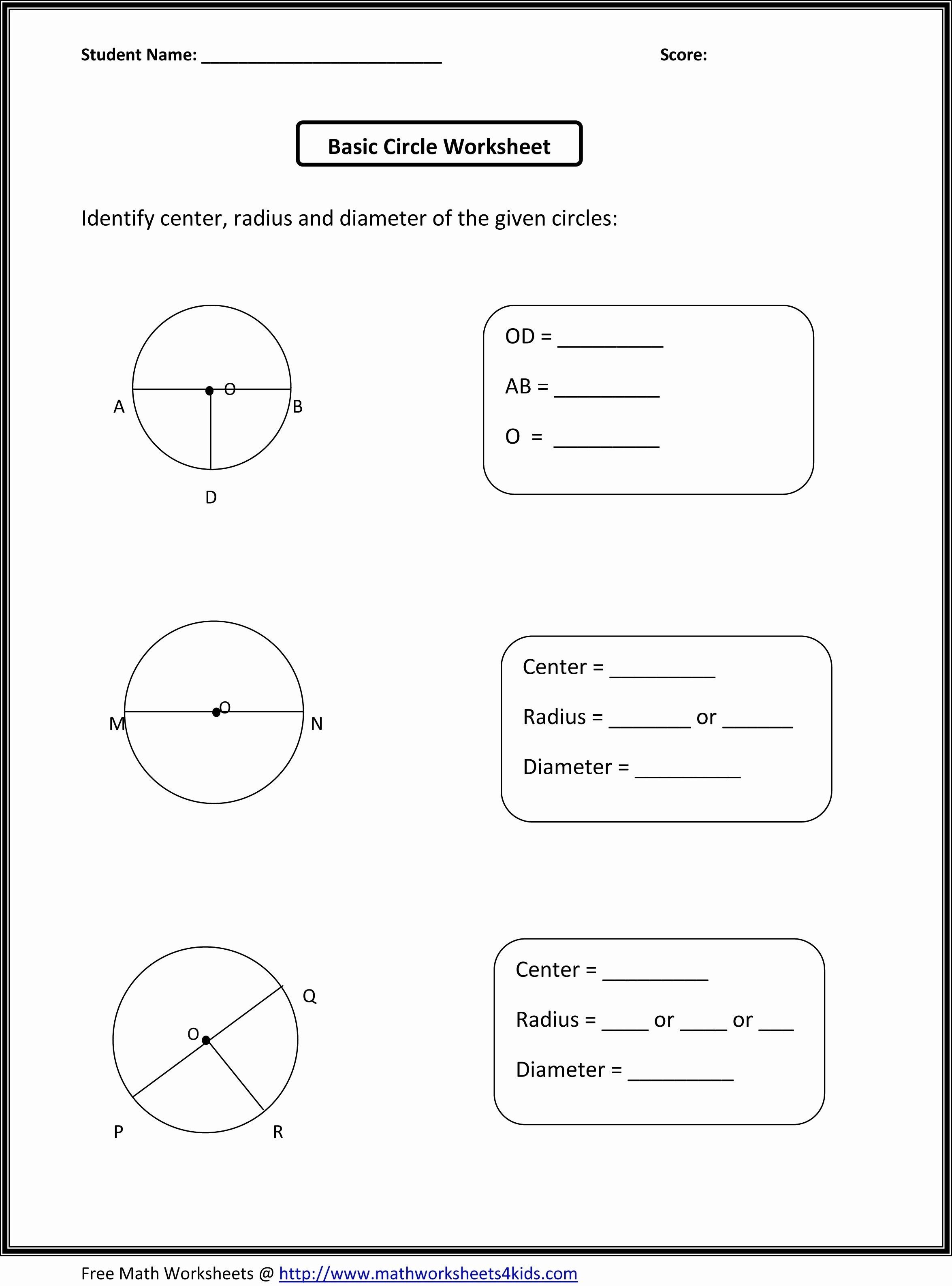 Free Printable Math Worksheets For Grade 6 – Worksheet Template - Free Printable Algebra Worksheets Grade 6
