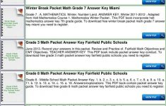 Free Printable Math Worksheets With Answer Key | Download Them Or Print – Grade 9 Math Worksheets Printable Free With Answers