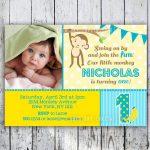 Free Printable Monkey Birthday Party Invitations | Monkey Party   Free Printable Monkey Birthday Party Invitations