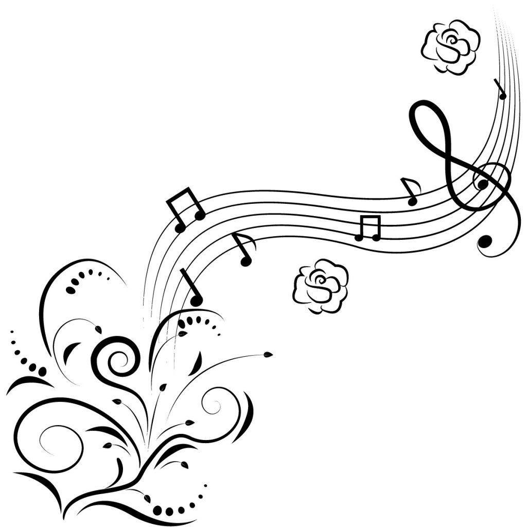 Free Printable Music Note Coloring Pages For Kids   Crafty - Free Printable Pictures Of Music Notes