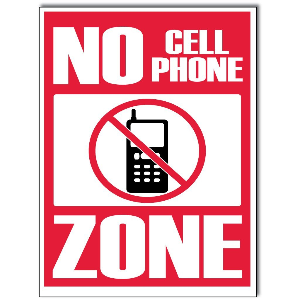Free Printable No Cell Phone Sign, Download Free Clip Art, Free Clip - Free Printable No Entry Sign