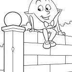 Free Printable Nursery Rhymes Coloring Pages For Kids | Home   Free Printable Nursery Rhymes