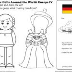 Free Printable Paper Dolls From Around The World   Printable 360   Free Printable Paper Dolls From Around The World