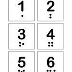Free Printable Pecs – Numbers 1 Through 10 | Wordsofhisheart   Free Printable Numbers