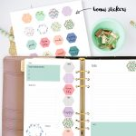 Free Printable Planner Inserts For Large Planners Plus Bonus Planner   Free Printable Planner Inserts