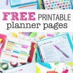 Free Printable Planners 2017   1.11.hus Noorderpad.de •   Free Printable Planner 2017
