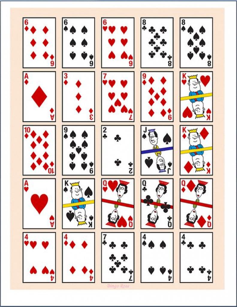 Free Printable Pokeno Cards - Vsmetalsgroup Within Free Printable - Free Printable Pokeno Game Cards