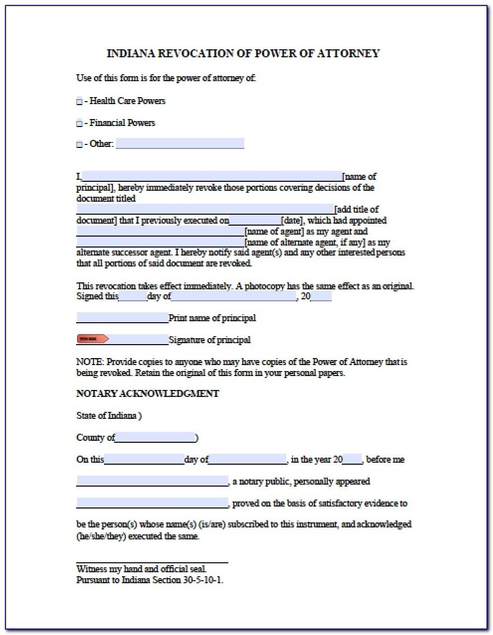 Free Printable Power Of Attorney Forms California Form Resume - Free Printable Power Of Attorney Form California