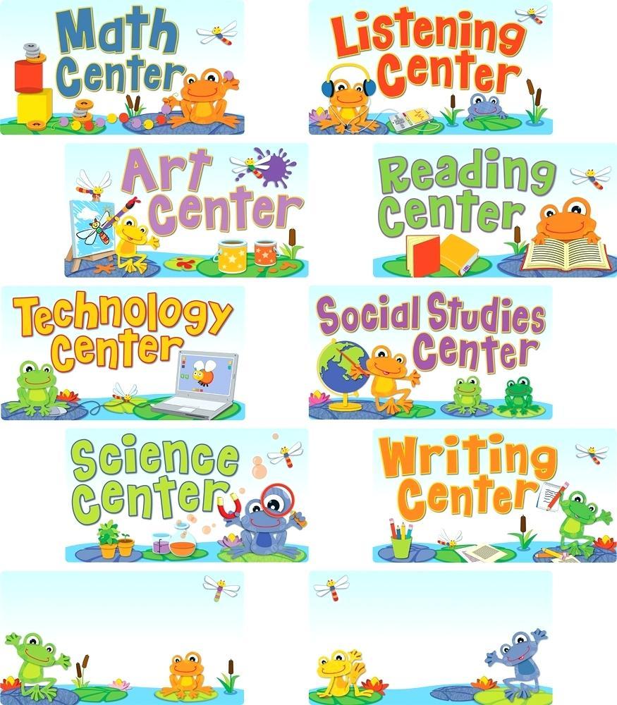 Free Printable Preschool Center Signs Collection Of Free - Free Printable Center Signs For Pre K
