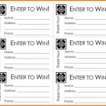 Free Printable Raffle Ticket Template Raffle Ticket Templates   Free Printable Raffle Tickets With Stubs