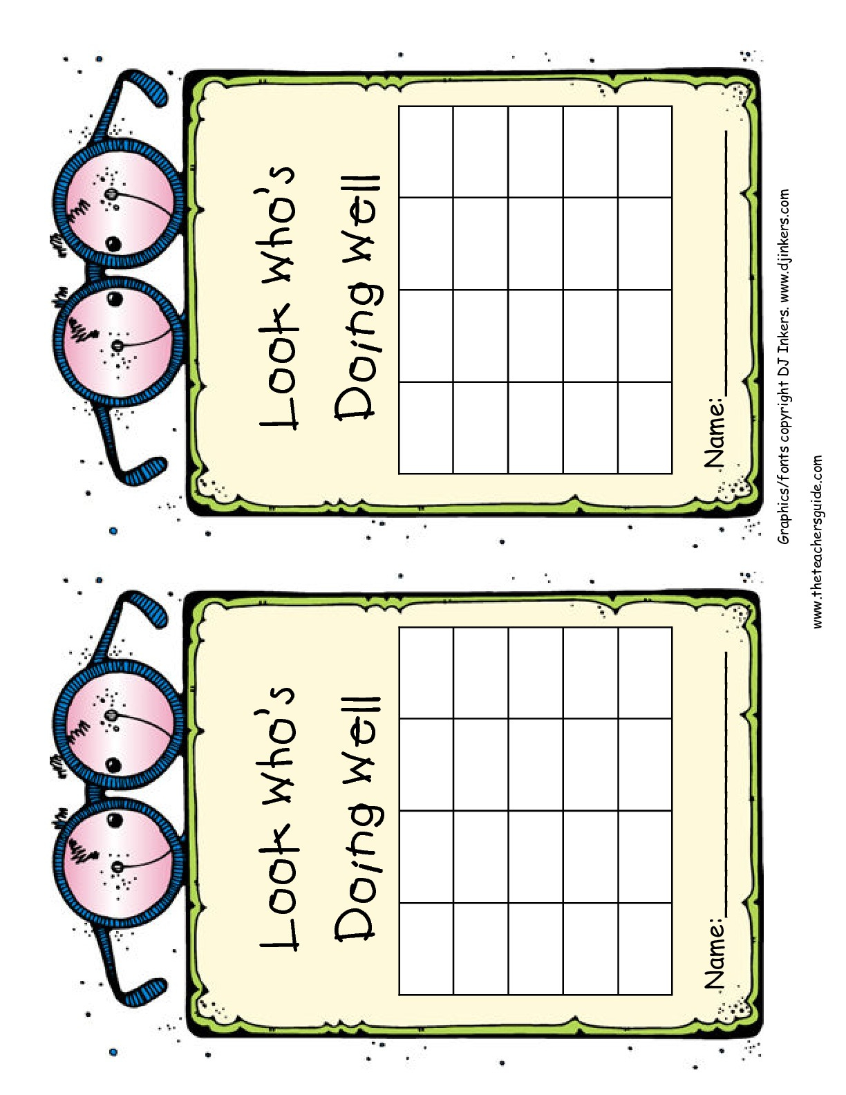 Free Printable Reward And Incentive Charts - Free Printable Reward Charts