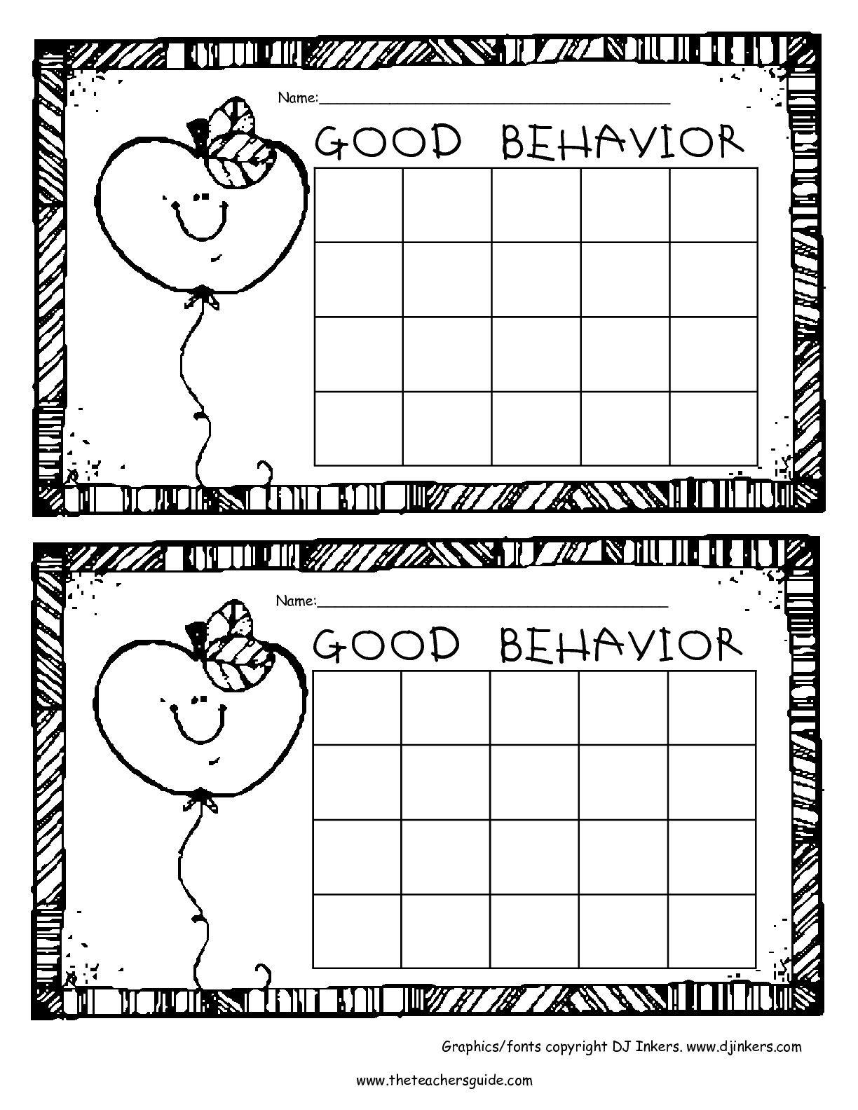 Free Printable Reward And Incentive Charts | Sticker Charts - Free Printable Incentive Charts For Teachers