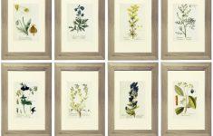 Free Printable Royal Blue And Yellow Botanical Art | Lg Limitless - Free Printable Artwork To Frame
