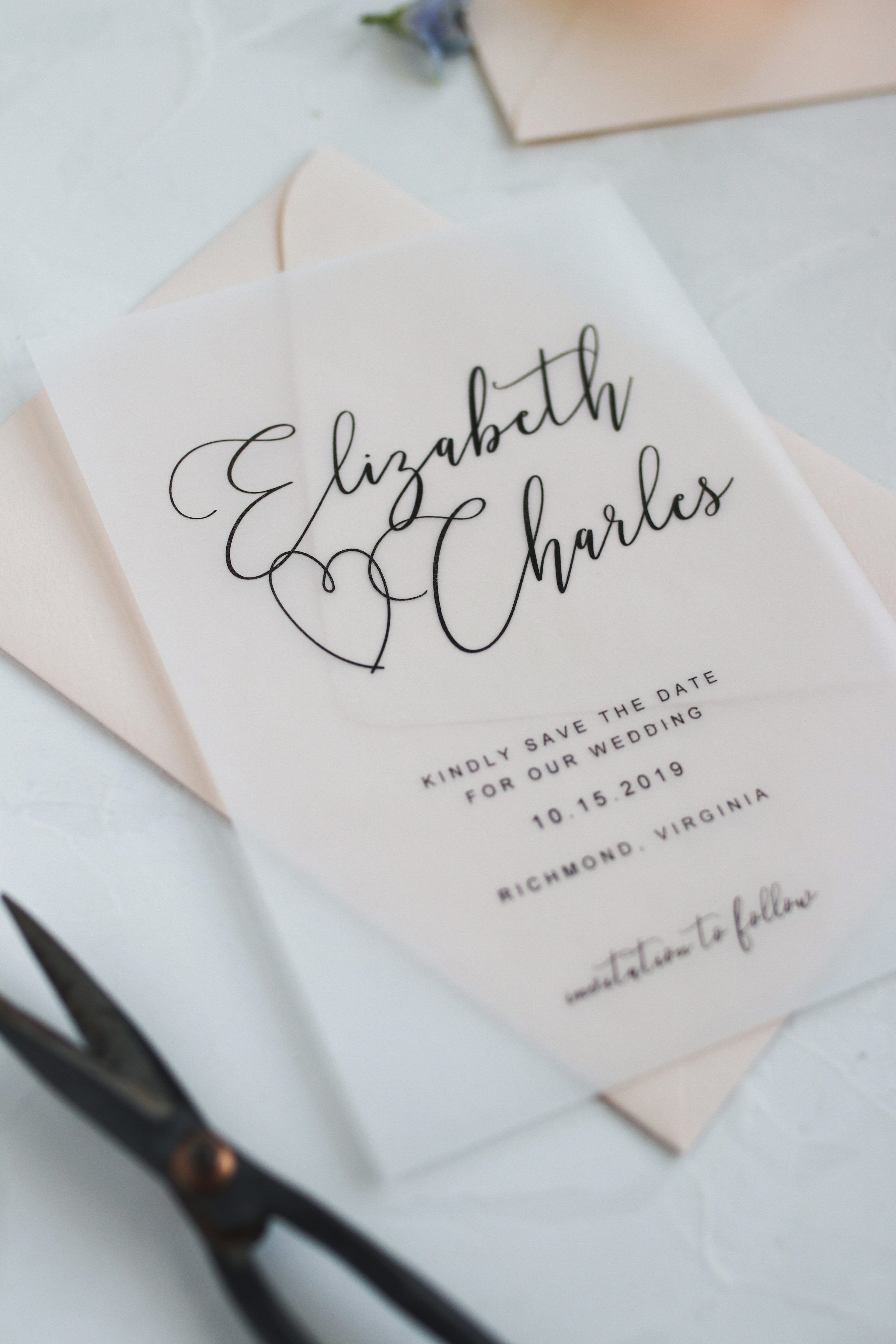 Free Printable Save The Date Templates | Edit The Details To Use - Free Printable Save The Date Invitation Templates