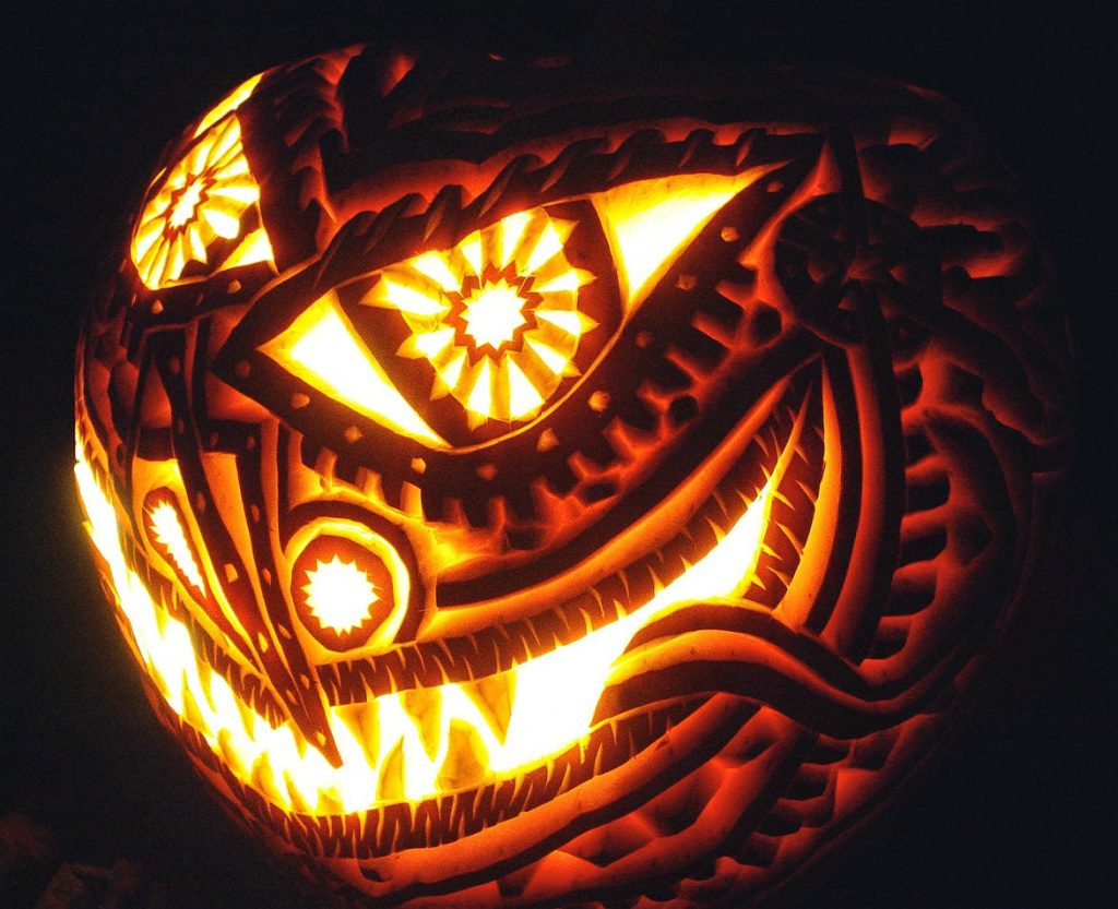 Free Printable Scary Pumpkin Patterns   Ted Woodworking Projects - Free Printable Scary Pumpkin Patterns
