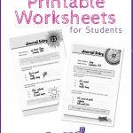 Free Printable Self Esteem Worksheet For Kids | Creative Teaching   Free Printable Self Esteem Bingo