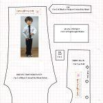 Free Printable #sewing Patterns For Ken #dolls' #clothes   Free Printable Patterns For Sewing Doll Clothes