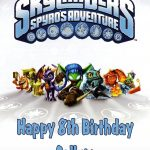 Free Printable Skylander Invitations – Ezzy   Free Printable Skylander Invitations