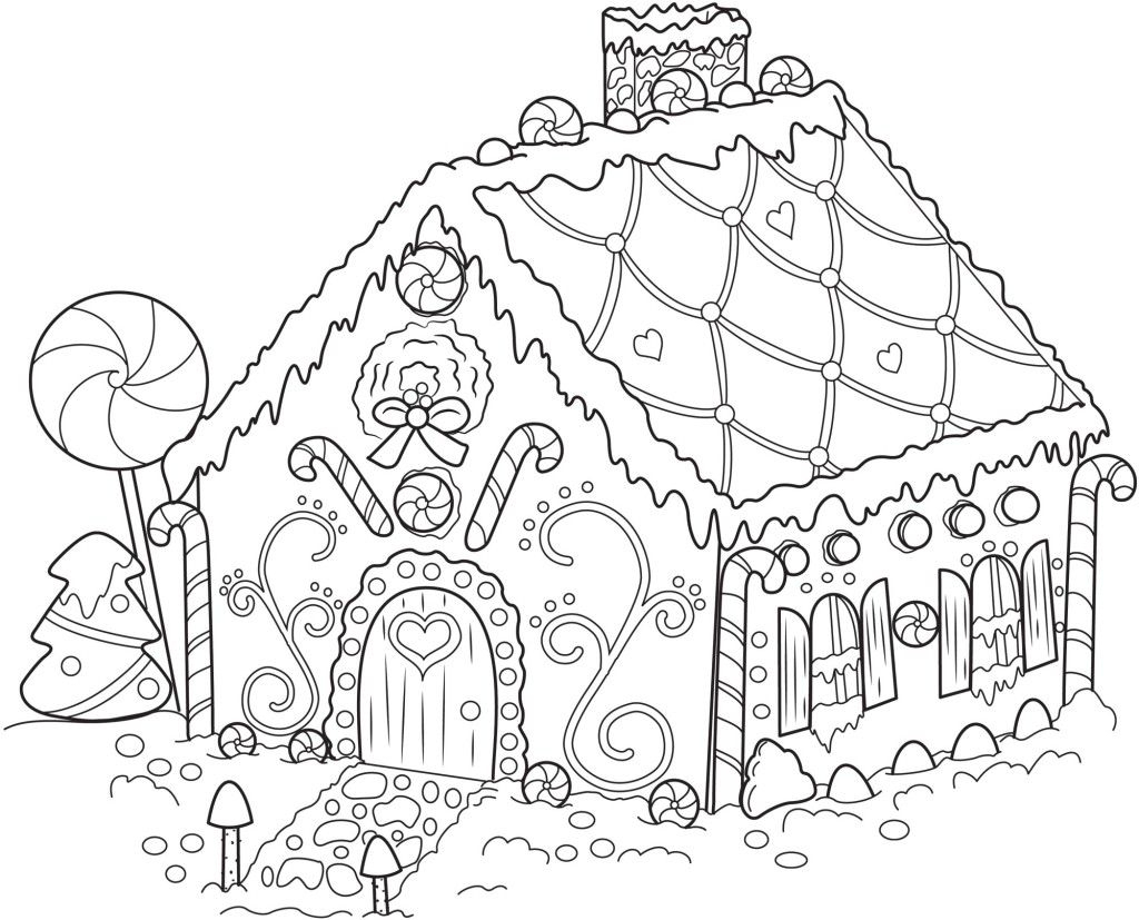 Free Printable Snowflake Coloring Pages For Kids | Drawings | Free - Free Printable Christmas Coloring Pages
