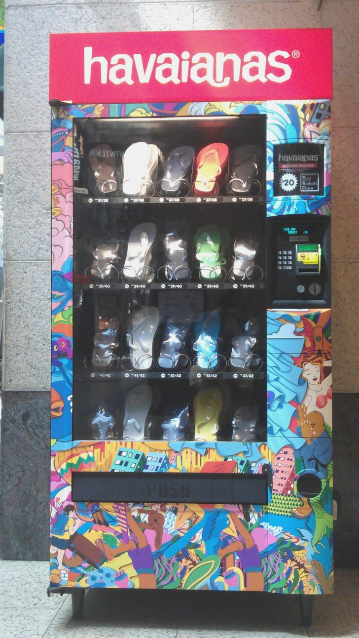 Free Printable Vending Machine Labels