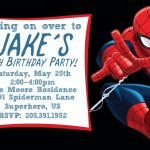 Free Printable Spiderman Birthday Invitation Templates | Spiderman   Free Printable Spiderman Pictures