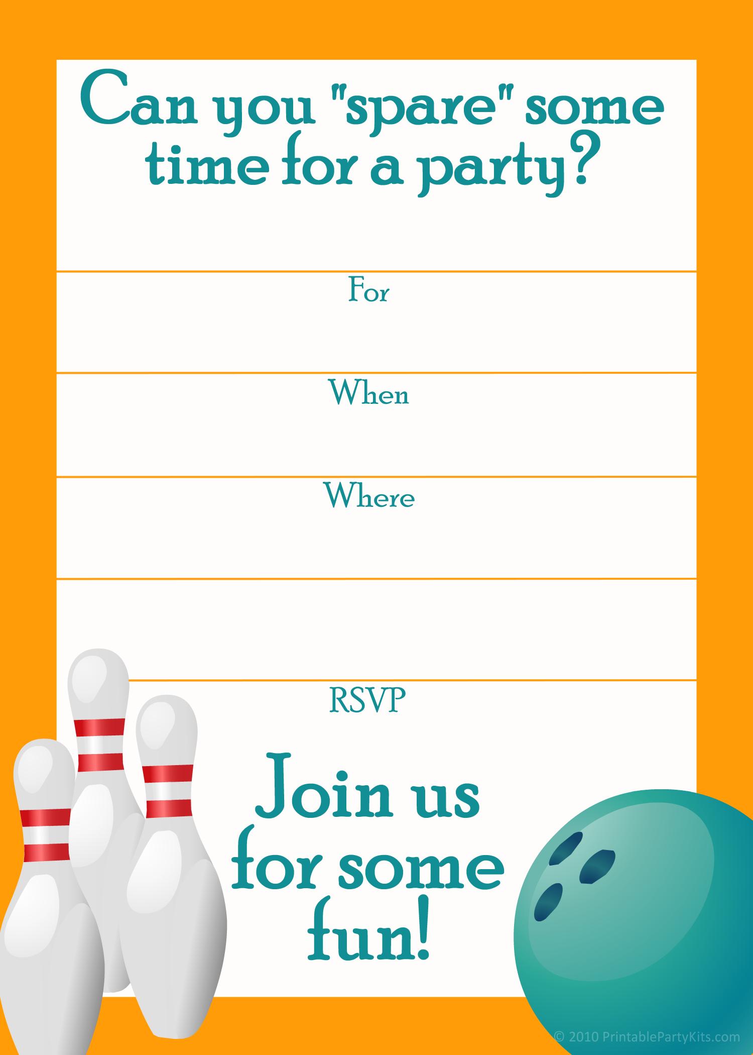 Free Printable Sports Birthday Party Invitations Templates | Party - Free Printable Sports Birthday Invitation Templates