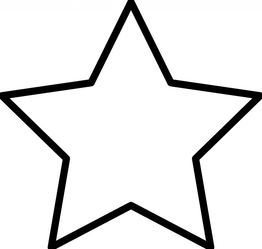 Free Printable Star, Download Free Clip Art, Free Clip Art On - Free Printable Christmas Star Coloring Pages