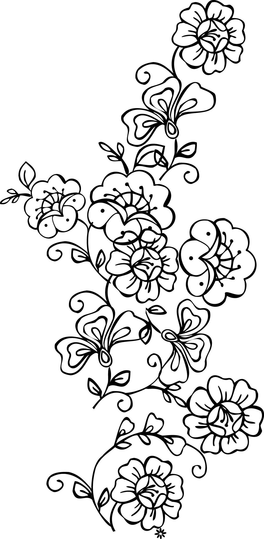Free Printable Stencils Of Trees | Stencils Designs Free Printable - Free Printable Stencils For Painting