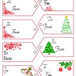 Free Printable Tag Templates 2018 | Corner Of Chart And Menu   Free Printable Gift Tags Templates