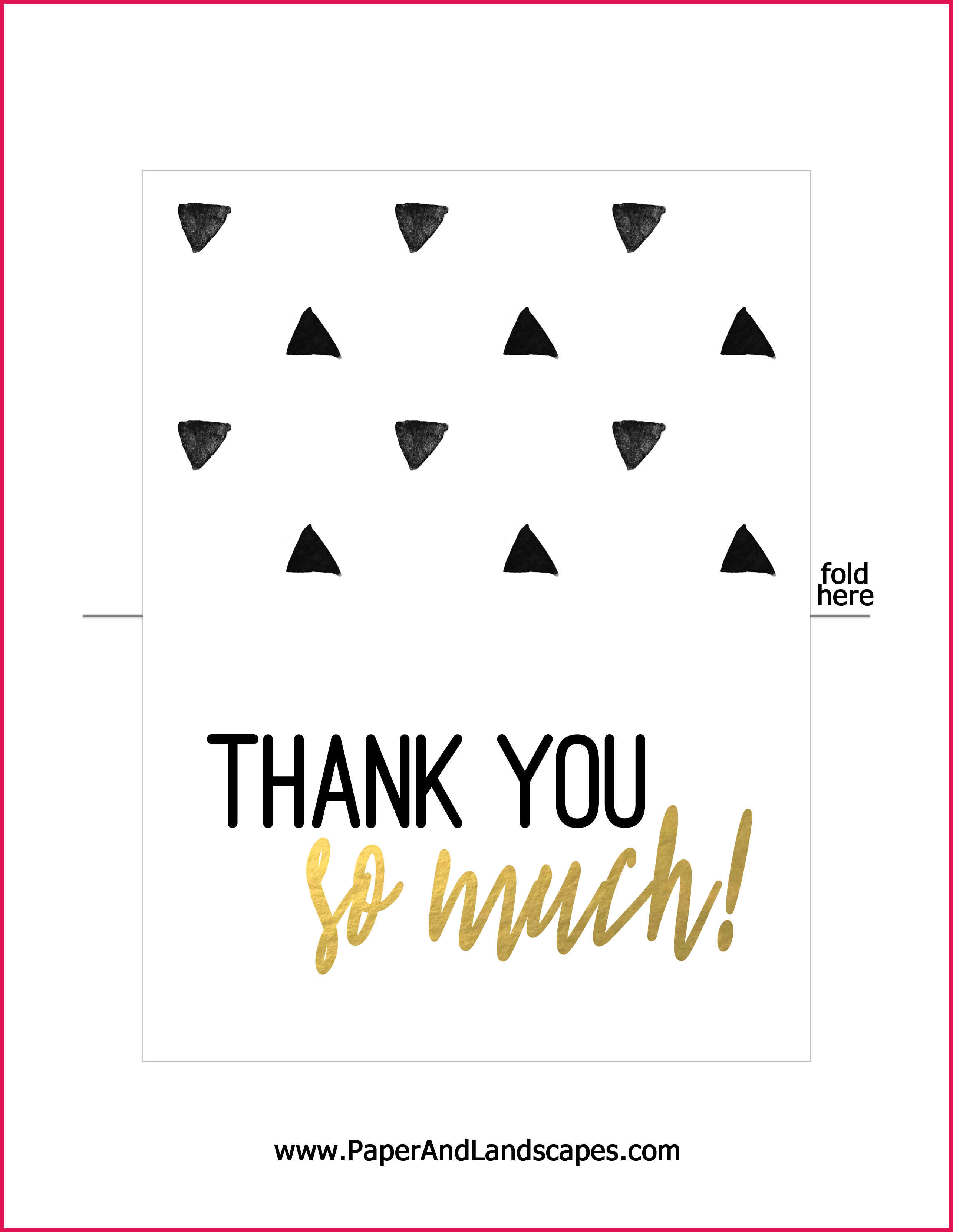 Free Printable Thank You Cards | Sop Examples - Free Printable Custom Thank You Cards