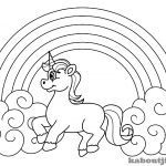 Free Printable Unicorn Coloring Page | Kaboutjie   Free Printable Unicorn Coloring Pages