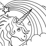 Free Printable Unicorn Coloring Pages For Kids | Fun | Pinterest   Free Printable Unicorn Coloring Pages