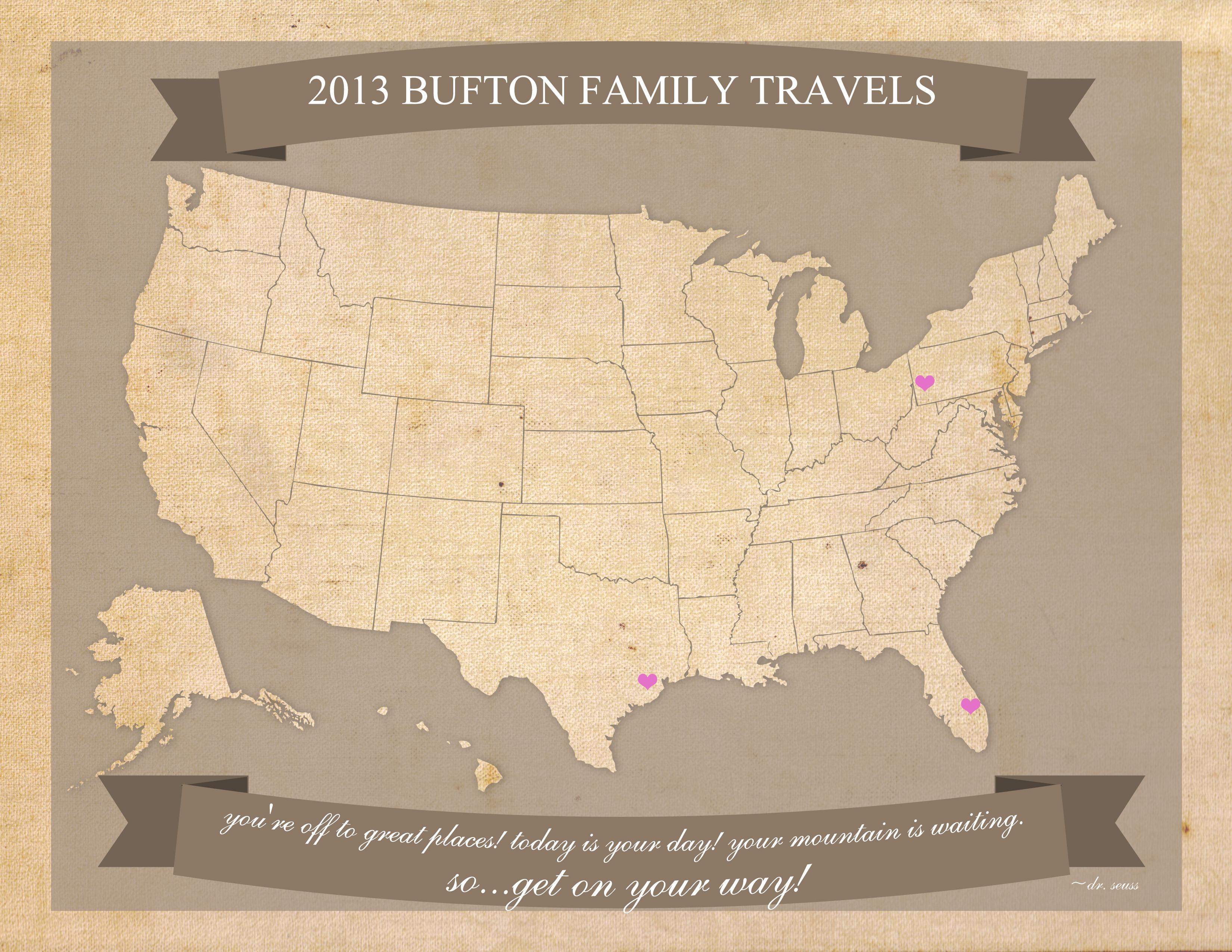 Free Printable United States Travel Map - Free Printable Wedding Maps