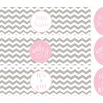 Free Printable Water Bottle Labels For Baby Shower   Baby Shower Ideas   Free Printable Baby Shower Labels For Bottled Water