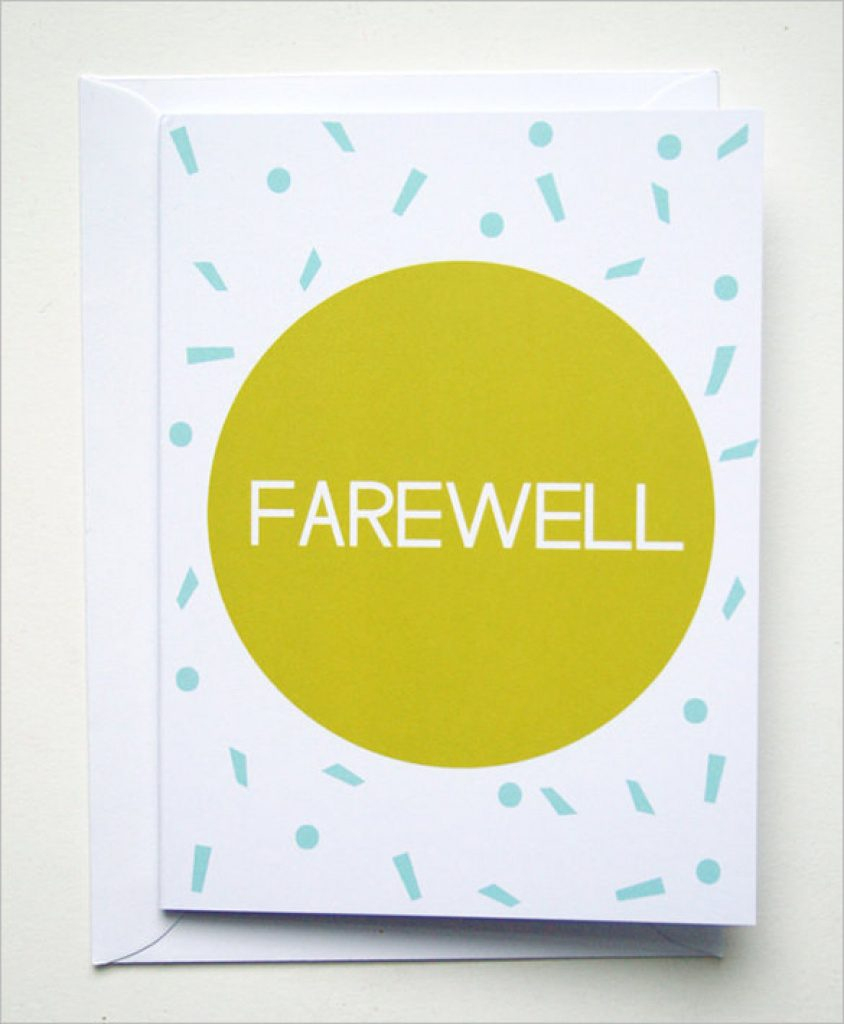 Free Printable We Will Miss You Greeting Cards   Free Printable - Free Printable We Will Miss You Greeting Cards