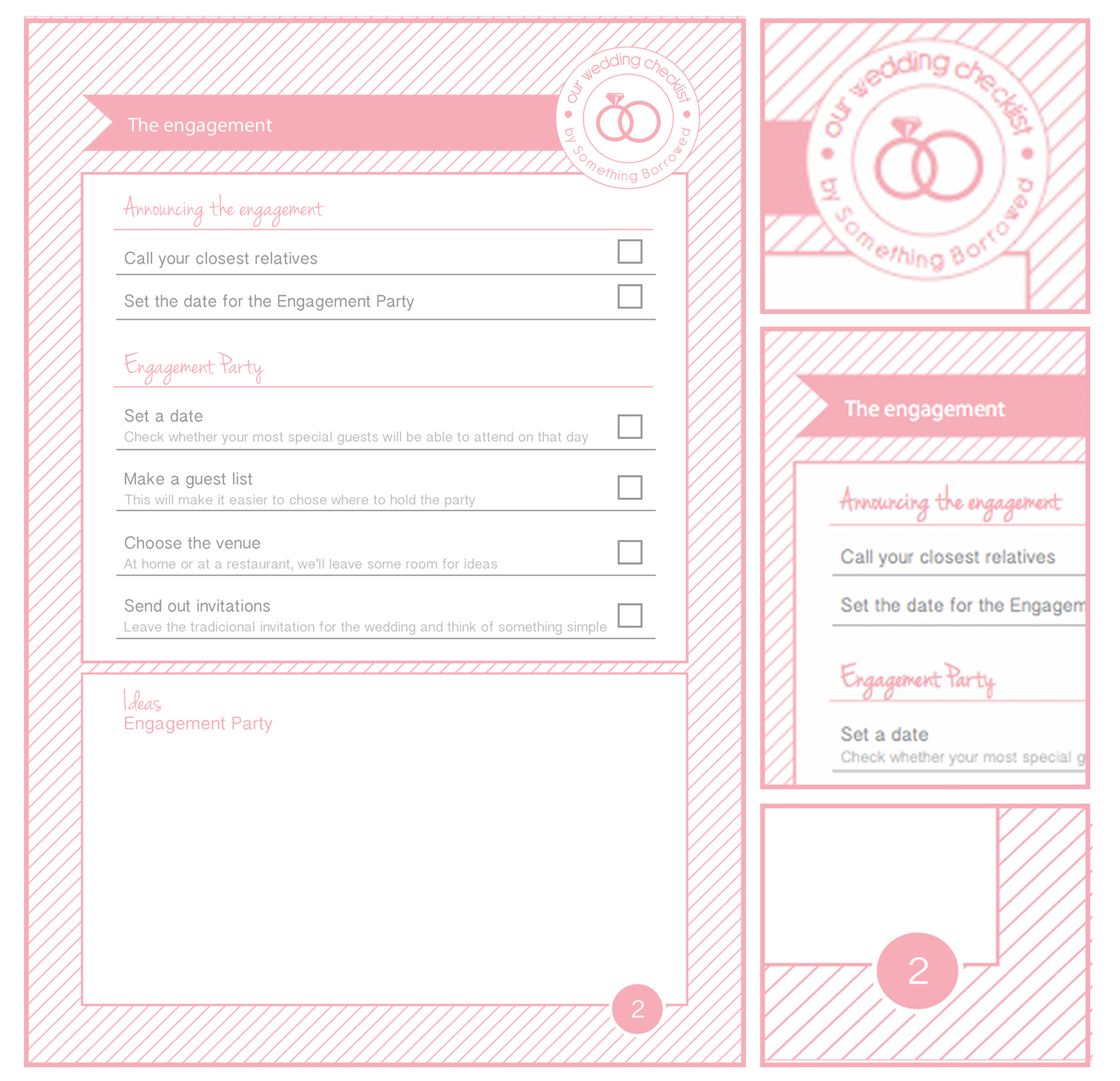 Free Printable Wedding Planner Book Online – Free Wedding Template - Free Printable Wedding Planner Book Online
