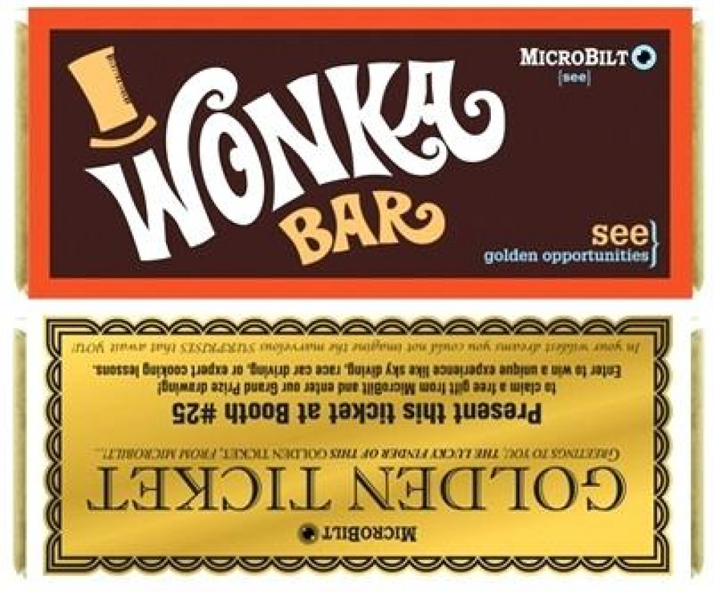 Free Printable Willy Wonka Golden Ticket Template Feat Tickets Temp - Wonka Bar Wrapper Printable Free