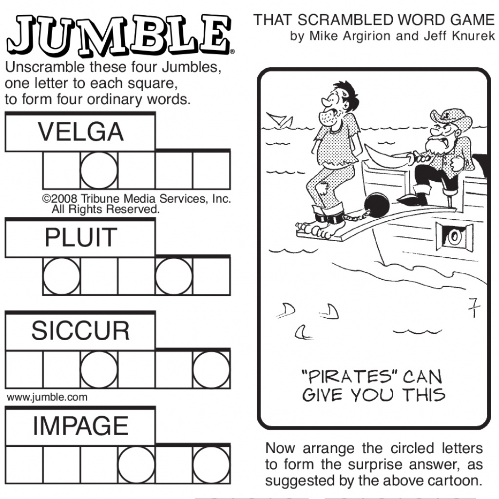 Free Printable Word Jumble Puzzles For Adults Printable Jumble For - Jumble Puzzle Printable Free