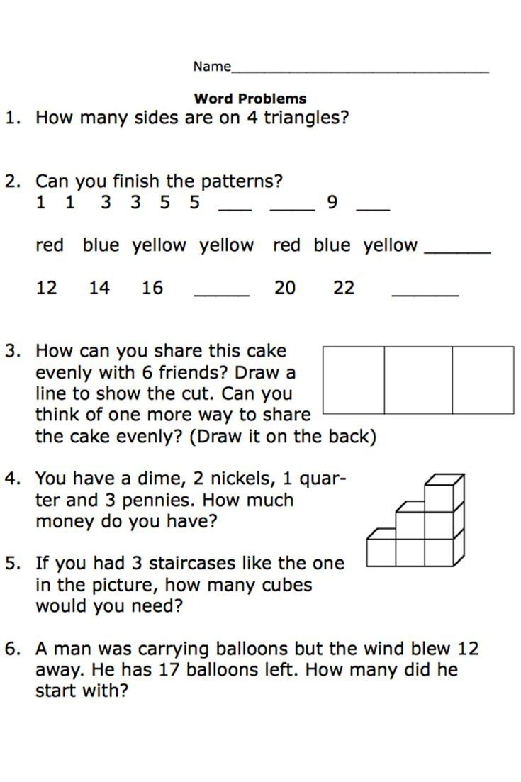 Free Printable Worksheets For Second-Grade Math Word Problems | Math - Free Printable Money Word Problems Worksheets