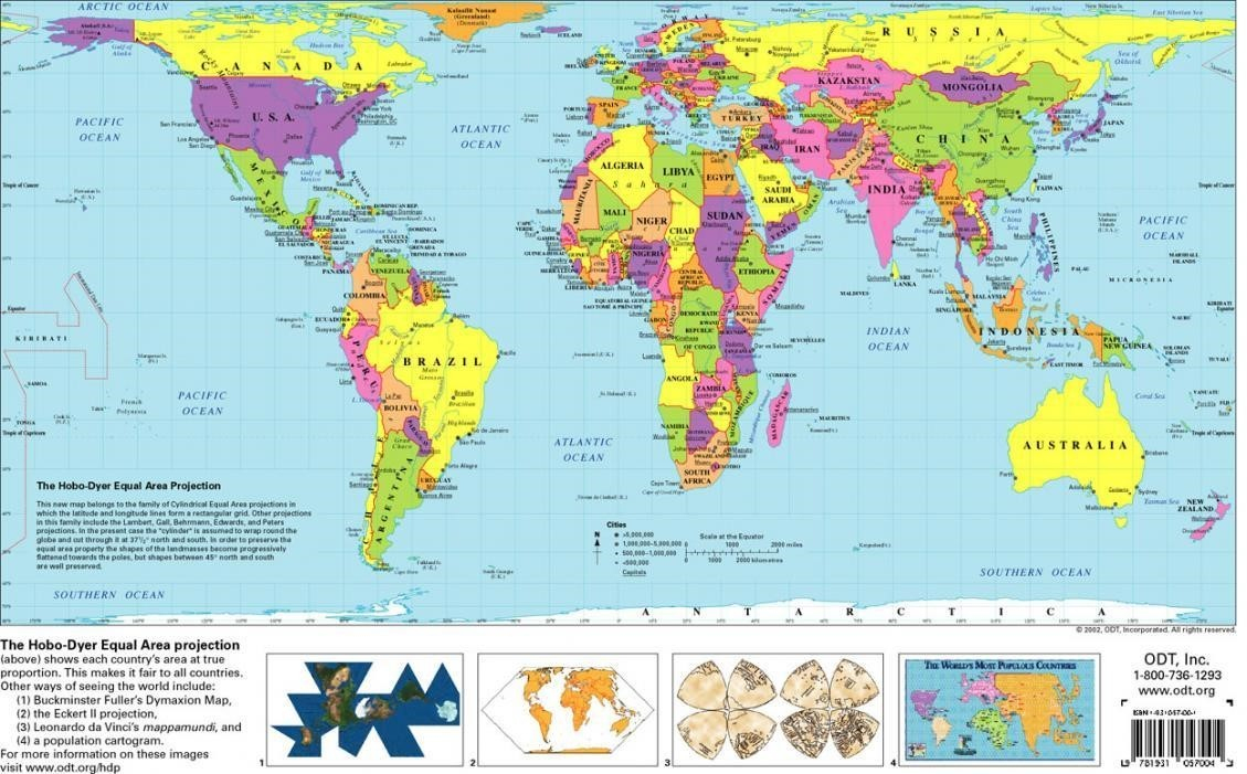 Free Printable World Map | Flygaytube - Free Printable World Map Images