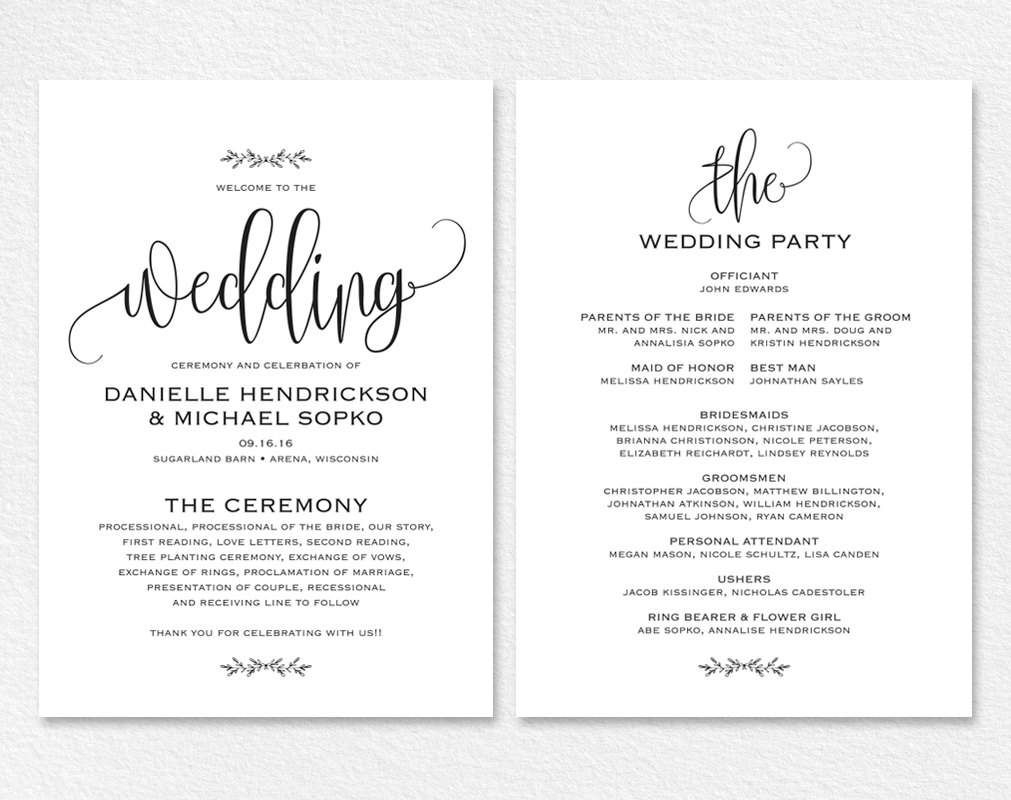Free Rustic Wedding Invitation Templates For Word   Bridal + Wedding - Free Printable Wedding Invitation Templates For Word