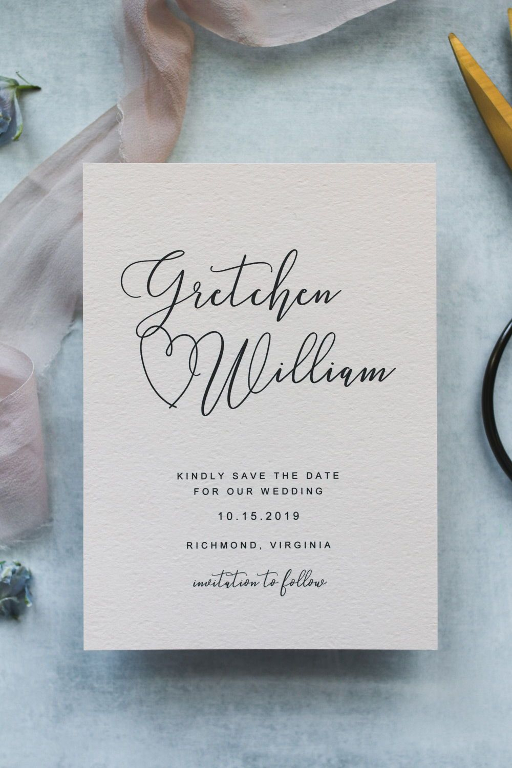 Free Save The Date Templates | Save The Date Ideas | Save The Date - Free Printable Save The Date Invitation Templates