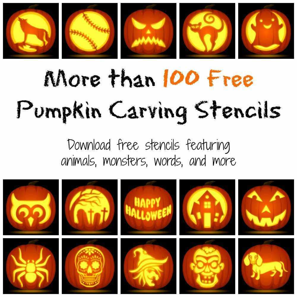 Free Scary Pumpkin Stencils Luxury From Free Pumpkin Carving - Scary Pumpkin Stencils Free Printable